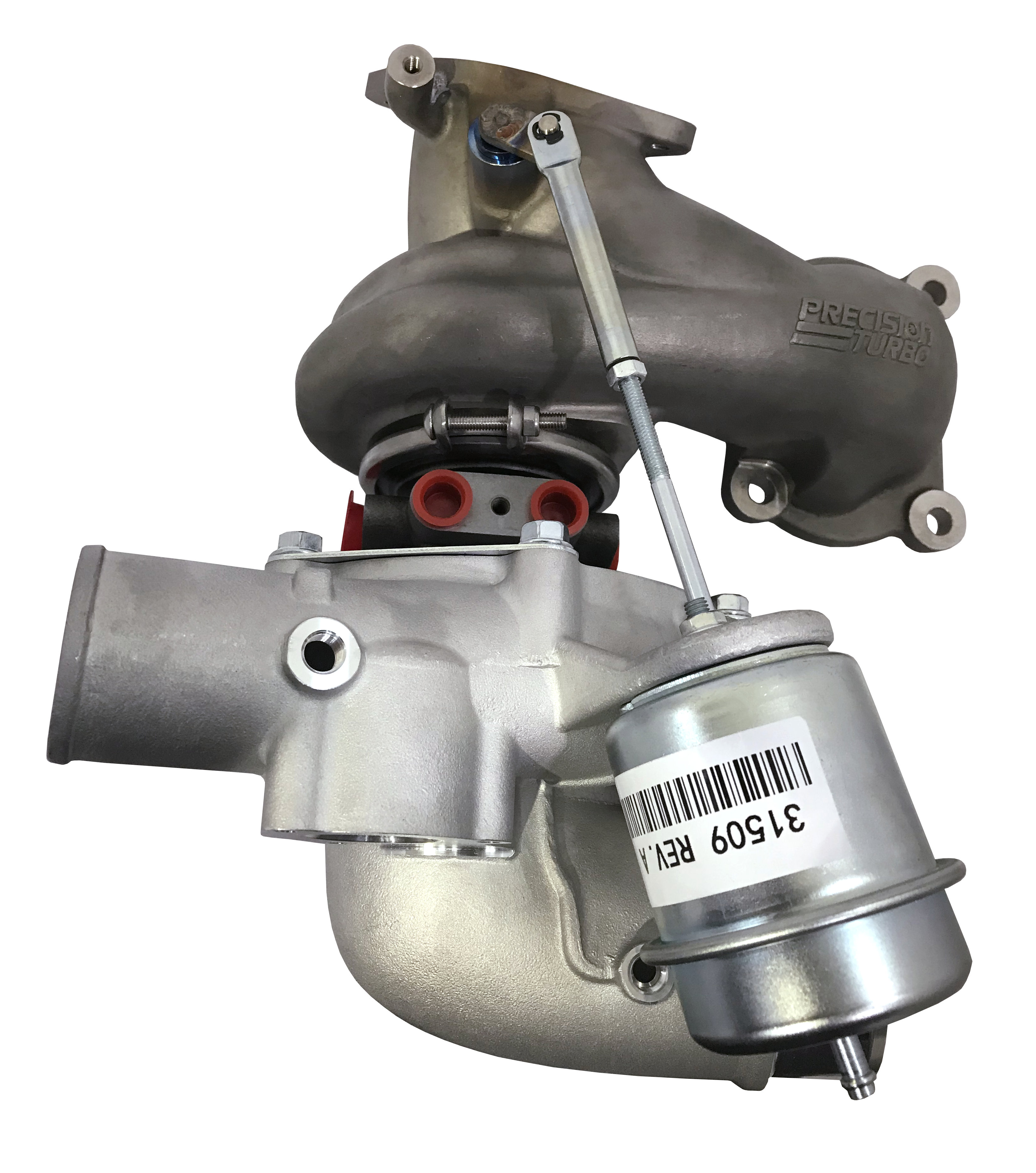 Precision Twin Turbo: Turbonetics Performance